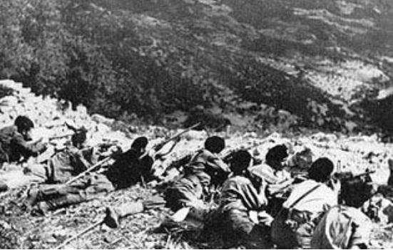 Θεσπρωτία: Σαν χθες η μάχη της Μενίνας.