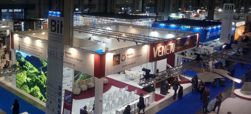 Thesprotia: At the International Tourism Fair of BIT in Milan and FOOD EXPO the Chamber
