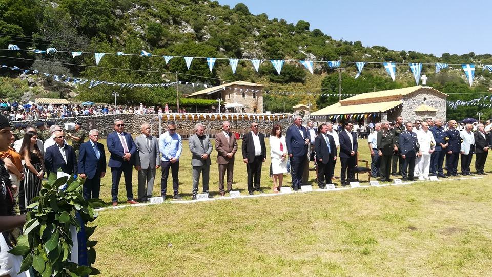 Θεσπρωτία: Με συγκινήσεις άλλα και με την παρουσία ελάχιστων επίσημων, η κορύφωση των εορτών Σουλίου +ΒΙΝΤΕΟ