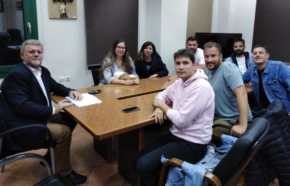 Θεσπρωτία: Ο Συλλογος Ενεργών Πολιτών Παραμυθιάς για την συναντηση με τον δήμαρχο για τον προγραμματισμό των Χριστουγεννιάτικων εκδηλώσεων